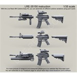 US Army M4 carbine Easy Kit