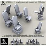 Ballistic Supplies HMMWV Armored Seat
