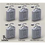 US Army Scepter Military Fuel Canister