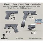 Glock 19 Pistol,Glock19 with Sure Fire X300 Ultra