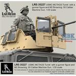 MCTAGS Transparent Armored Gun Shield USMC Turret