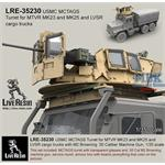 Turret for MTVR MK23 + MK25 and LVSR cargo trucks