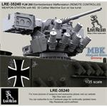 FLW200 Fernbed. Waffenstation M2 cal50  low turret