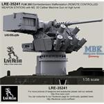 FLW200 Fernbed. Waffenstation M2 cal50 high turret
