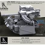 FLW200 Fernbed. Waffenstation GMG 40 mm low turret