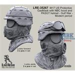 M17 US Protective GasMask PASGT helmet NBC