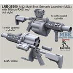 M32 Multi-Shot Grenade Launcher (MGL)