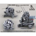 Military Robot Secutor Twin .50 cal Version