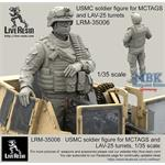 USMC soldier figure for MCTAGS and LAV-25 turrets