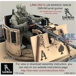 US MARSOC / Navy Seals GMV-M turret gunner II