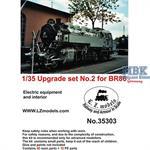 Baureihe BR 86 upgrade set #2