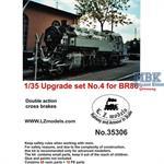 Baureihe BR 86 upgrade set #4