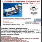 S-65 Stalinetz Gas Generator Set