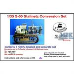 Stalinetz S60 conversion set