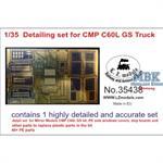 Detailset CMP C60L GS Truck