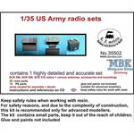 US Army Radio set