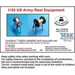 US Army Real Equipment