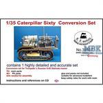 US Caterpillar Sixty Conversion set