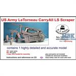 US Army Sraper LeTorneau Carry All LS