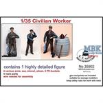 Civilian Worker/ Arbeiter