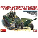 dt. T-70 + 76,2mm FK 288 + Crew