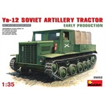 Ya-12 Soviet Artillery Tractor