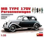 MB TYPE 170V  Personenwagen