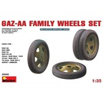 GAZ-AA Family Wheels Set