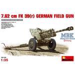 7.62cm FK 39(r) German Field Gun