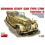German Staff Car Type 170V  Cabriolet B