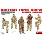 British Tank Crew, Winter Uniform