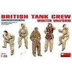 British Tank Crew, Winter Uniform