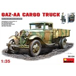 GAZ-AA Cargo Truck 1,5t Truck
