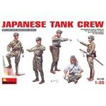 Japanese Tank Crew