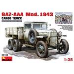 GAZ-AAA  Mod.1943 Cargo Truck