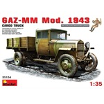 GAZ-MM  Mod.1943 Cargo Truck