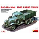GAZ-AAA   Mod. 1940. Cargo Truck