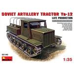 Ya-12 Soviet Artillery Tractor late