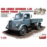 L1500S German 4x2 Cargo Truck