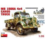 MB 1500A 4x4 Cargo Truck