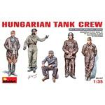 Hungarian Tank Crew