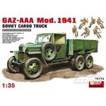 GAZ-AAA Cargo Truck Mod. 1941