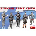 Finnish Tank Crew