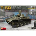 T-60 Plant No.37 early series, interior kit