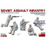 Soviet Assault Infantry (Winter)