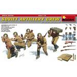 Soviet Artillery Crew - Special Edition