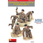 German Tank Crew (France 1944). Special Edition