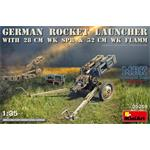 German Rocket Launcher 28/32cm
