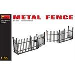 Metal Fence - Metallzaun