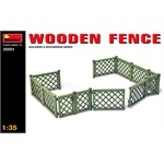 Wooden Fence - Holzzaun